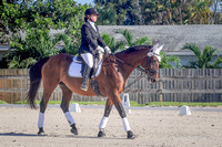 2015-9-7 Lazy Meadows Dressage Test